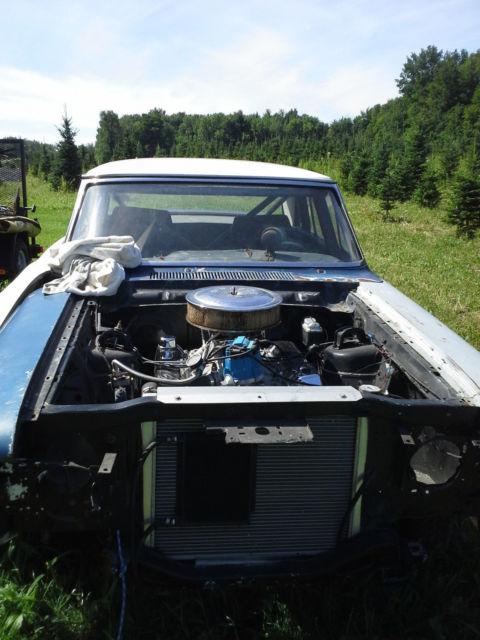 1964 Ford Fairlane 500 Drag Car for sale: photos, technical
