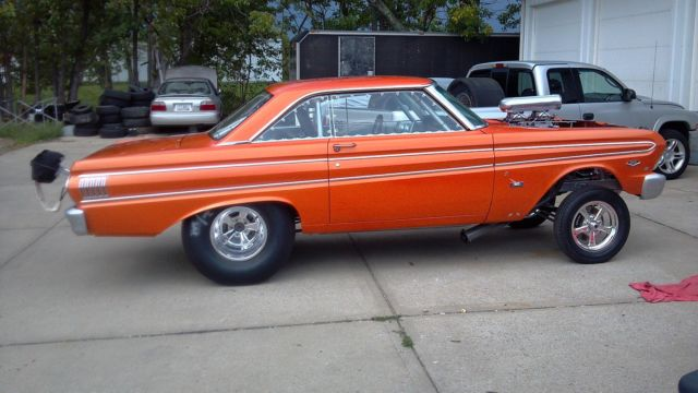 Ford Falcon Drag Car