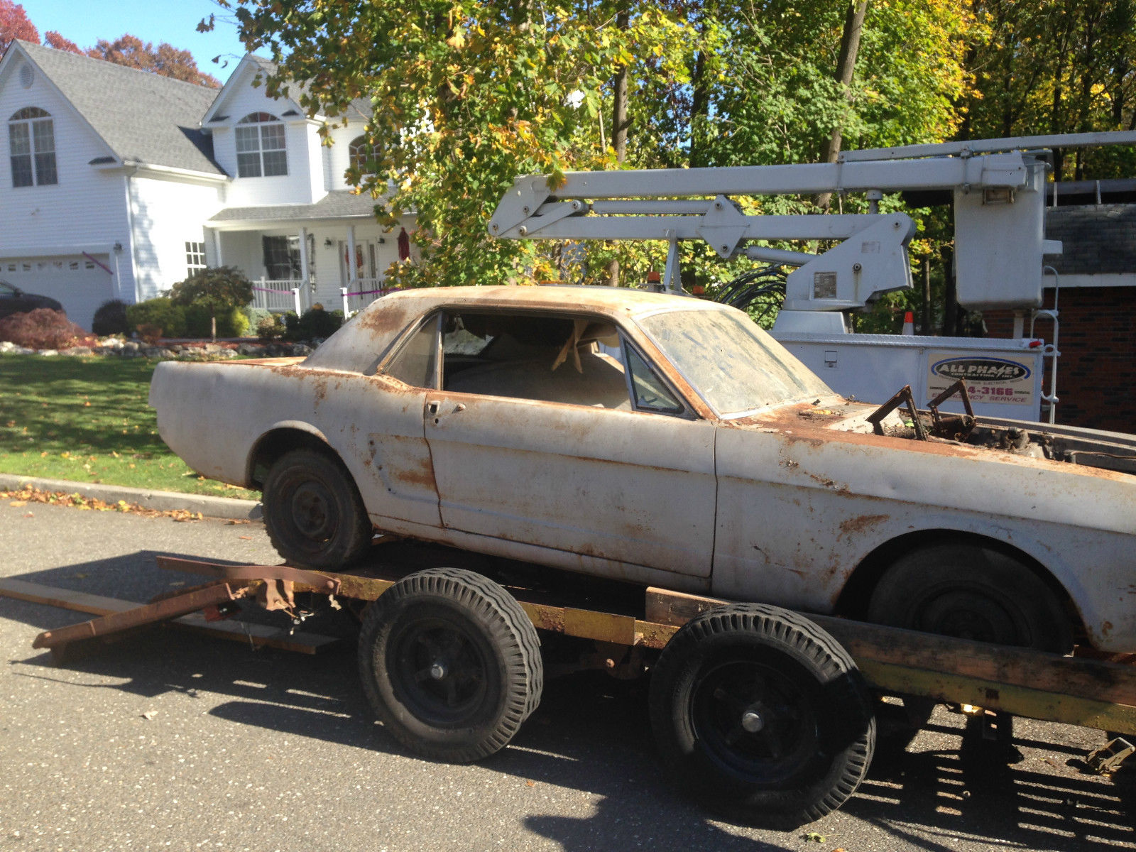 Mustang Parts For Sale >> 1964 Ford Mustang Parts 6 Cylinder Interior Exterior Parts