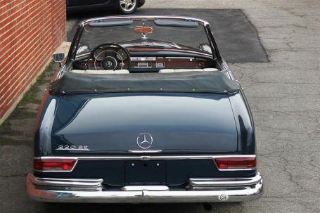 1964 mercedes benz 220 se cabriolet for sale in merrimack for Mercedes benz new hampshire