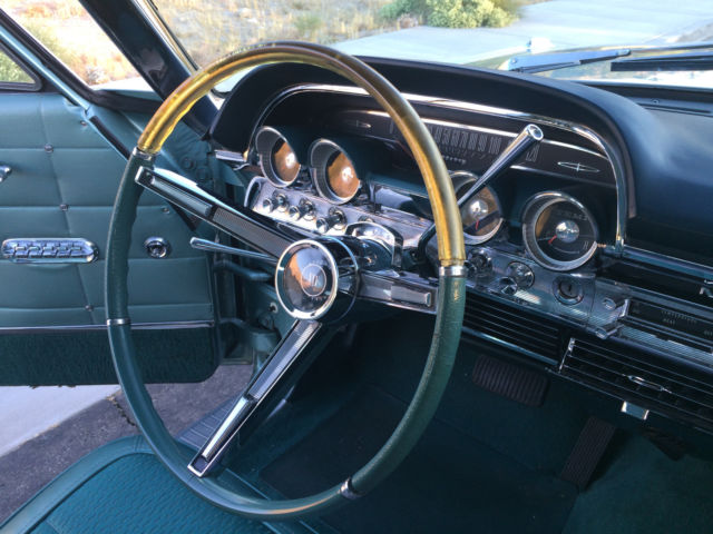 1964 Mercury Park Lane Breezeway Sedan Parklane 60 S Mad