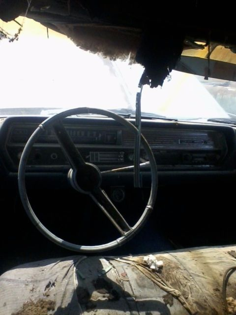 1964 Oldsmobile Cutlass F85 Wagon Rare and Complete for sale
