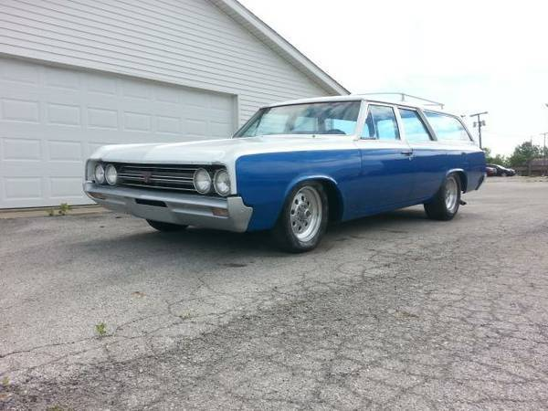 1964 OLDSMOBILE F85 STATIONWAGON for sale in Crown Point