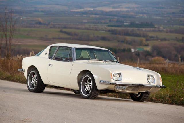 1964 Original Avanti Chevrolet Corvette Protouring