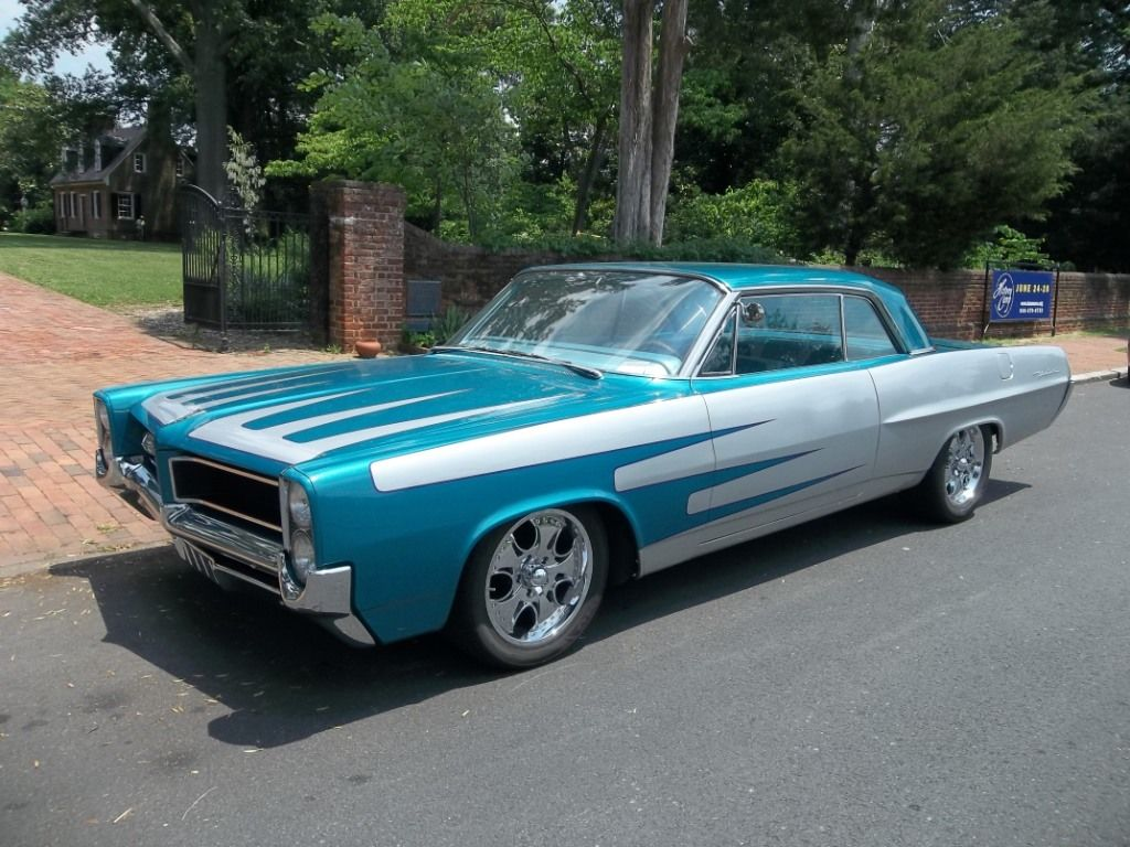 1964 Pontiac Catalina Ventura Custom Resto Mod Street Rod Cruiser No Wiring Diagram