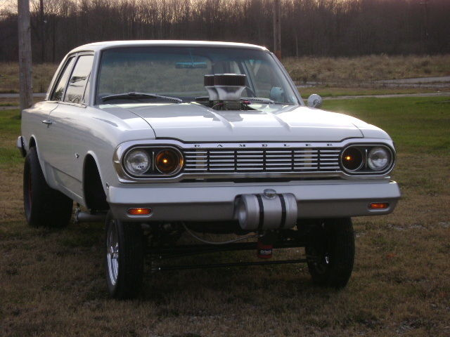 1964 rambler classic 770 gasser for sale in hermitage for American classic motors for sale