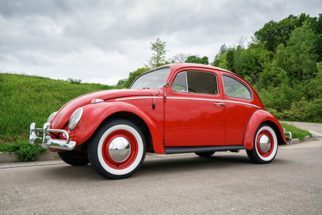 1964 volkswagen beetle factory sunroof new wheels and tires nicely 1964 volkswagen beetle classic publicscrutiny Images