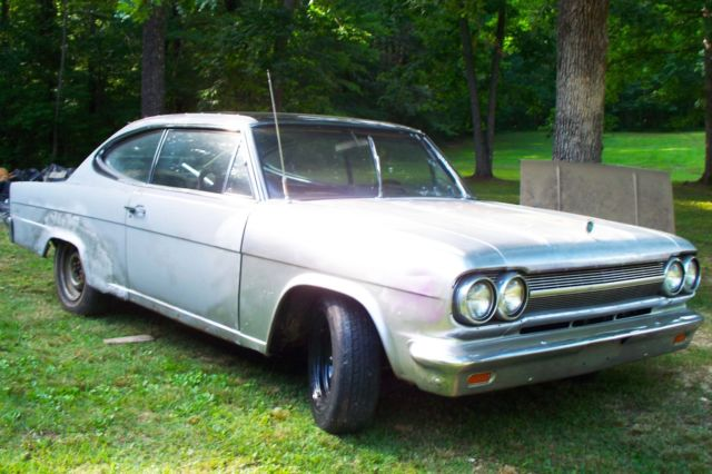 1965 AMC Marlin Rambler - engine runs for sale: photos