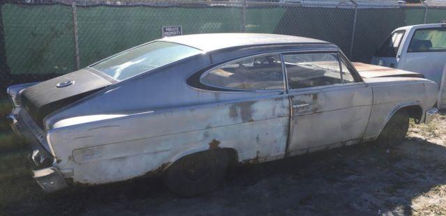 1965 AMC Rambler Marlin 2 Door Fastback Hotrod/Ratrod