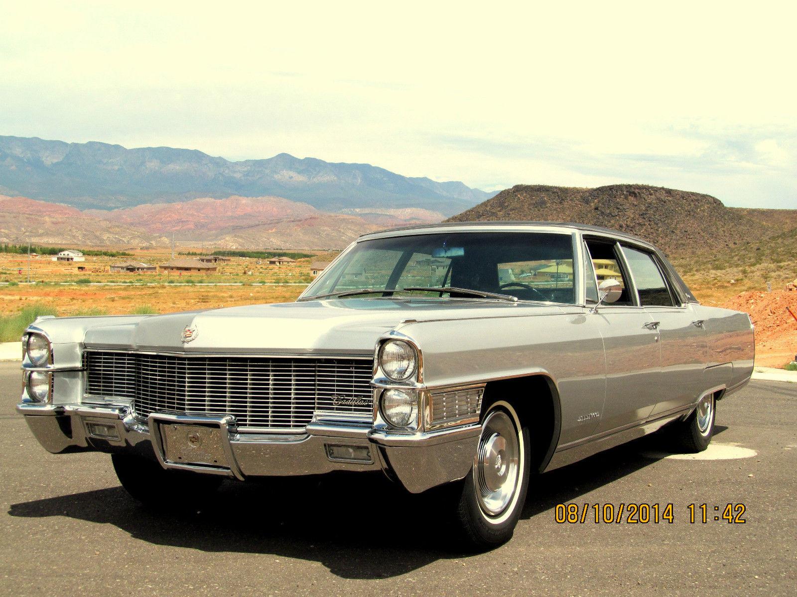 1965 Cadillac Fleetwood 60 Special Brougham Beautiful