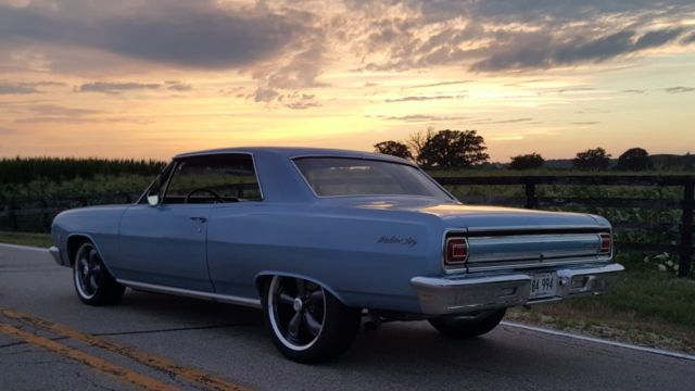 1965 Chevelle Malibu SS-396ci BIG BLOCK for sale: photos, technical