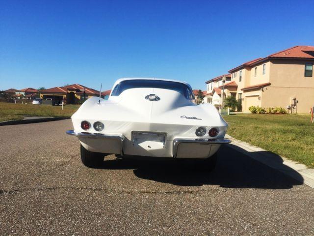 1965 Chevy Corvette Coupe 396 425hp L78 4spd Camaro