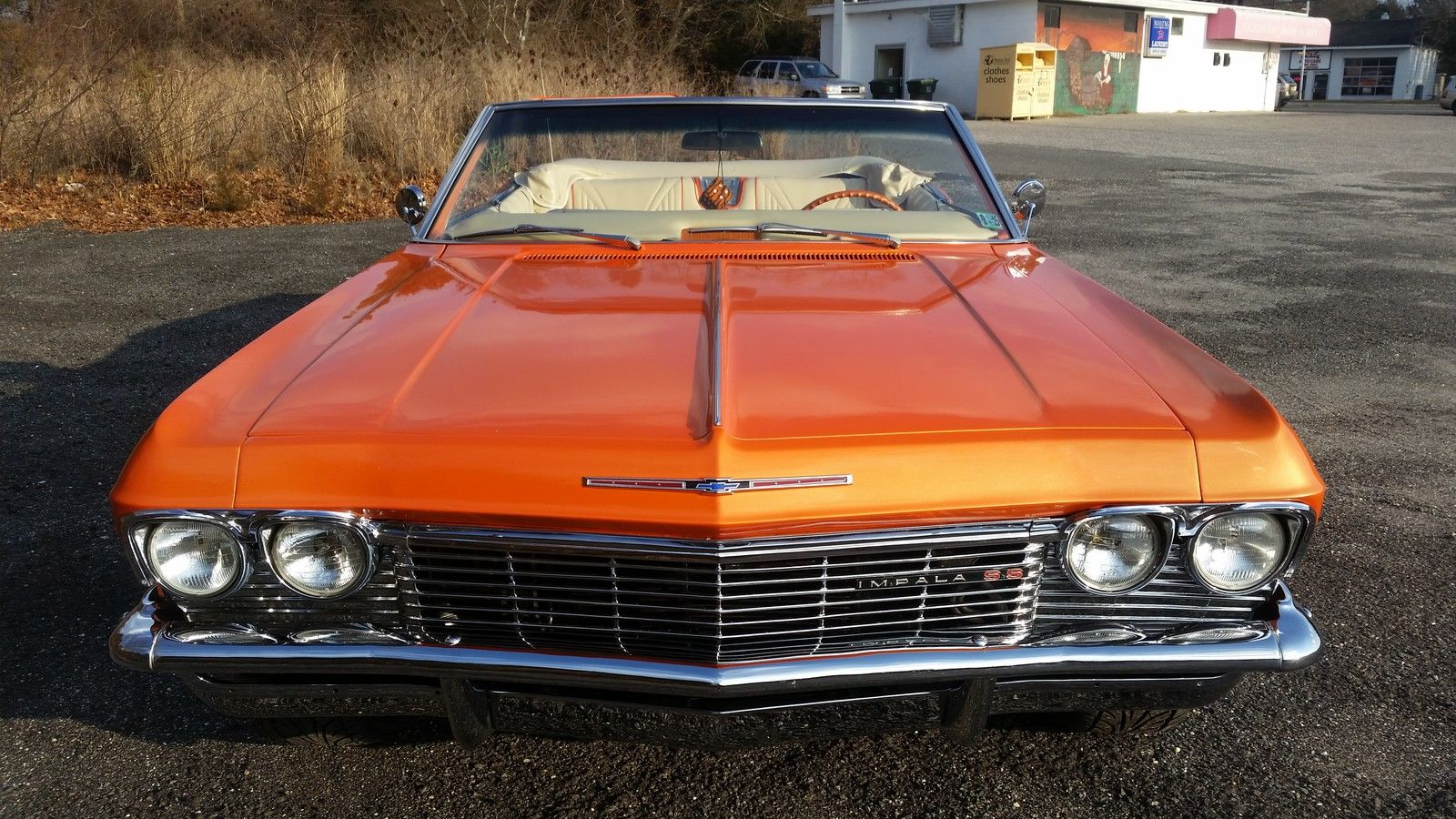 1965 chevy impala ss convertible air bags 22 39 s restored super sport 350 350 for sale in west. Black Bedroom Furniture Sets. Home Design Ideas