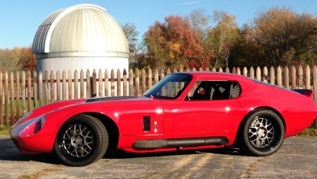 1965 Cobra Daytona Coupe One Of A Kind Super Car For Sale In