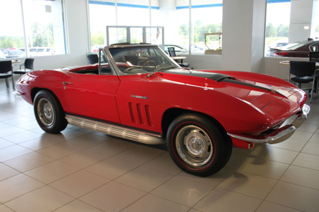 1965 corvette stingray convertible 383 425 hp for sale in ozark alabama united states. Black Bedroom Furniture Sets. Home Design Ideas