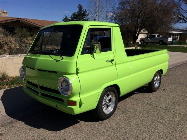 Black Box Dash Cam >> 1965 Dodge A100 Truck Resto-Mod Complete Restoration for sale: photos, technical specifications ...
