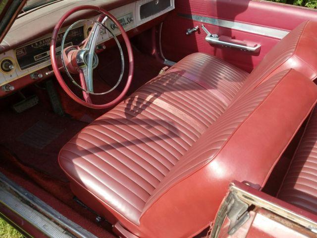 1965 Dodge Coronet 440 Convertible
