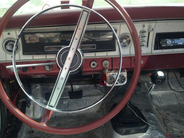 1965 Dodge Coronet 500 Convertible 383 4 Speed