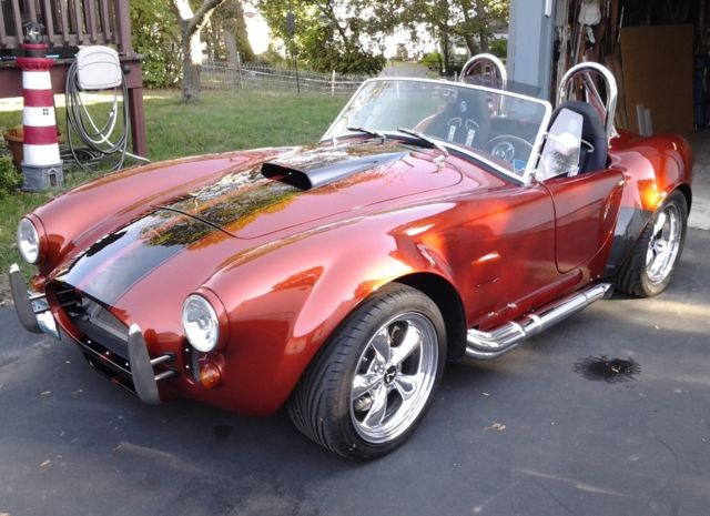 Factory Five Cobra For Sale >> 1965 Factory Five Cobra Mkiii Roadster For Sale Photos