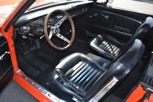 1965 ford quot k quot code mustang