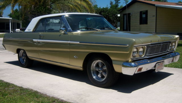 1965 Ford Fairlane 500 2 Door Coupe 289 V8 2 Bbl Carb 4 7l