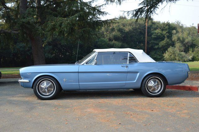 1965 ford mustang 64 5 convertible gorgeous car new top ford transmission wiring harness