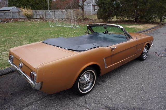 Used Car Lots In Baton Rouge >> 1965 Ford Mustang Convertible for sale: photos, technical ...