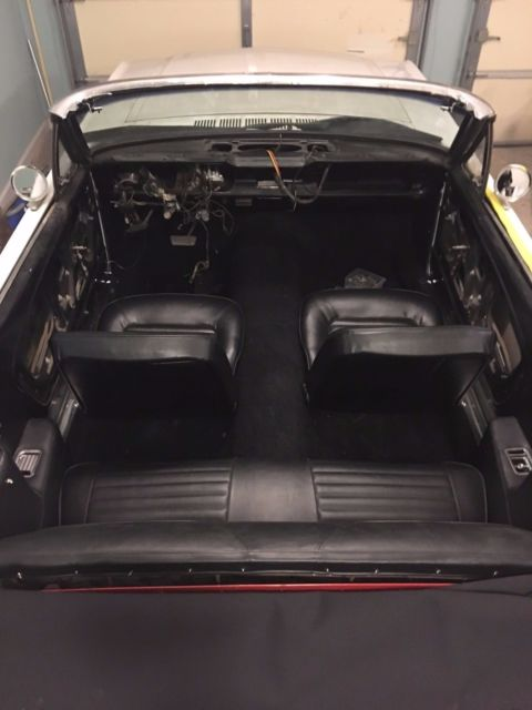1965 ford mustang convertible c code. Black Bedroom Furniture Sets. Home Design Ideas