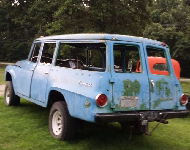 Ih International Travelall Binder Rat Rod Off Road Rock Crawler Suv together with Chrysler Pt Cruiser X W additionally  likewise Maxresdefault furthermore Cct O Rear Axle Install Modified Mount Position. on 4x4 rat rod truck