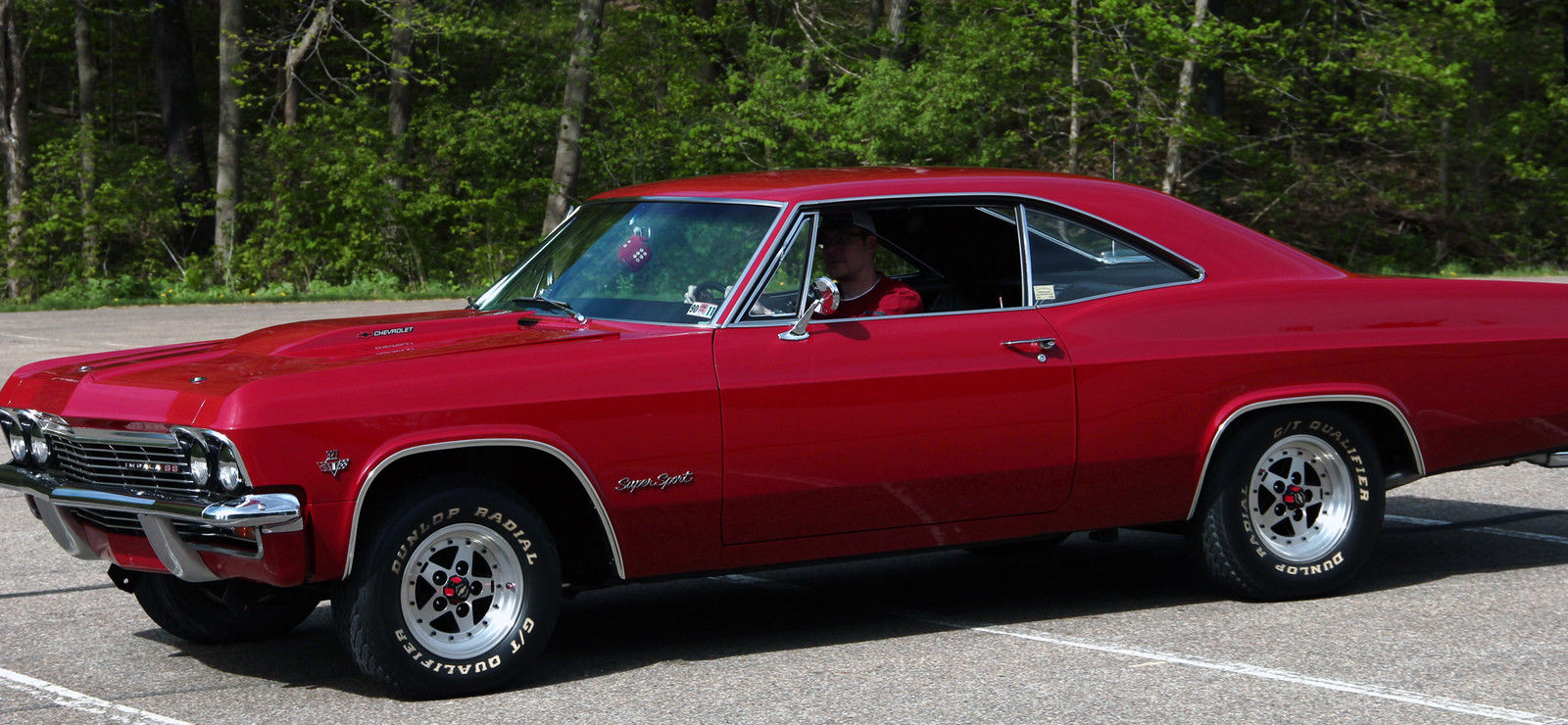1965 Impala SS Regal Red 327ci for sale in Pittsburgh ...