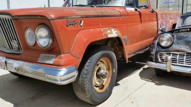 Used Tires Denver >> 1965 Jeep J3000 Gladiator Townside for sale in Denver, Colorado, United States