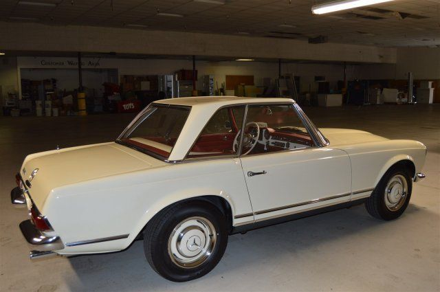 1965 mercedes benz 230 sl for Mercedes benz dealer san jose