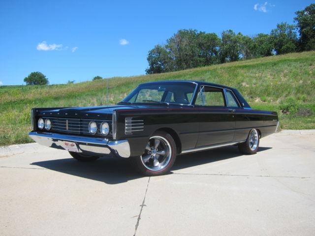 1965 Mercury Monterey 390 Automatic 52k Miles 2 Door
