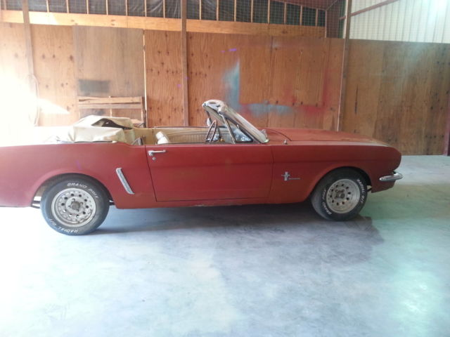 1965 mustang convertible 1966 1967 1968 1969 1970 fastback coupe for sale in panama city. Black Bedroom Furniture Sets. Home Design Ideas