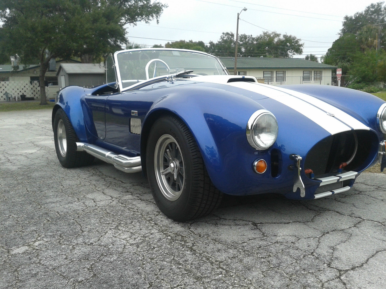 1965 shelby ac cobra 427 sc signed by carroll shelby for sale in saint petersburg florida. Black Bedroom Furniture Sets. Home Design Ideas