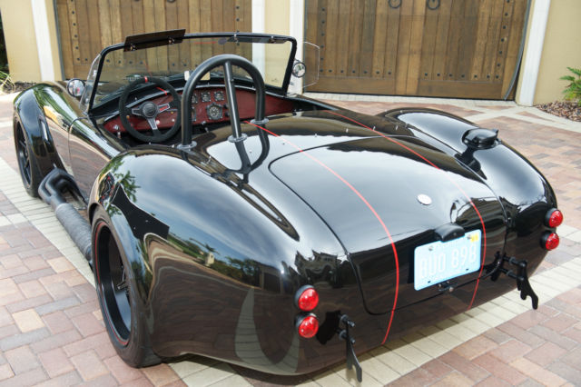 T56 Transmission For Sale >> 1965 Shelby Cobra Backdraft Racing for sale in Melbourne ...