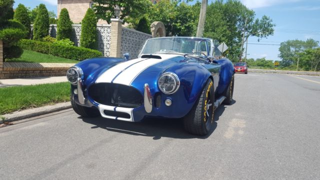 1965 shelby LS 427 with 1960 s ford 428 cobra motor for sale