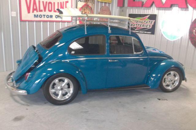 Surf Rack For Car >> 1965 Volkswagen Beetle, Vw Bug, Classic , California style beetle, Volkswagen for sale in Rocky ...