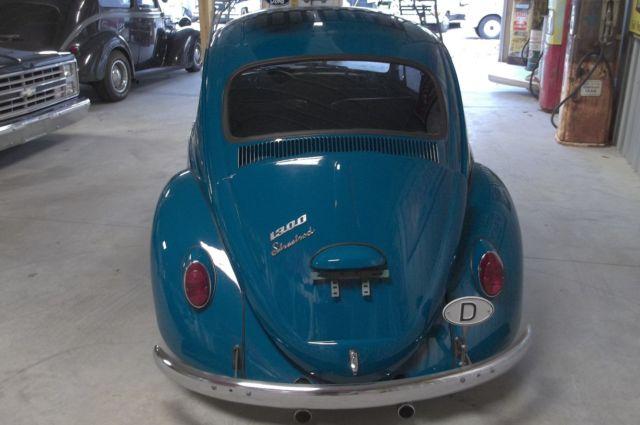 1965 Volkswagen Beetle Vw Bug Classic California Style