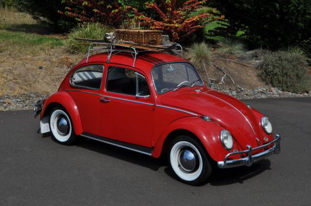 1965 Volkswagen Bug Deluxe 1200 Survivor #'s VW Rack rat rod Wolfsburg for sale in Salem, Oregon ...