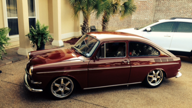 Car Tires Near Me >> 1965 Volkswagen Fastback Type 3 for sale: photos ...