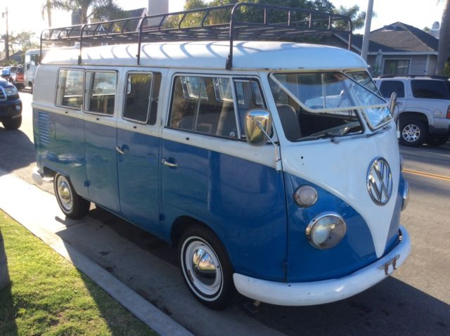 1966 11 window vw micro bus volkswagen no reserve for 11 window vw bus