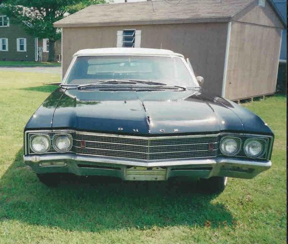 1966 Buick 2 Door Convertible For Sale In Salisbury