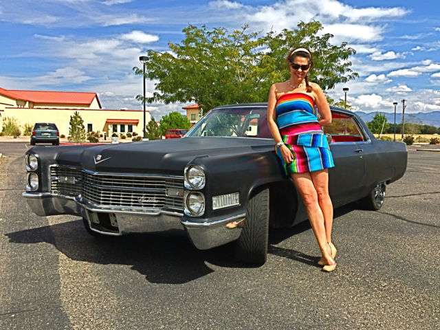 1966 cadillac deville cruiser sled slammed hot rod for sale in albuquerque new mexico united. Black Bedroom Furniture Sets. Home Design Ideas