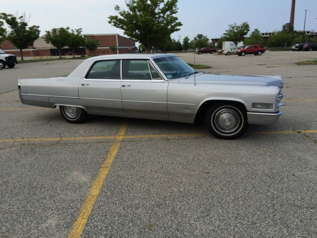 1966 Cadillac Sedan Deville Power Bench Seat 88k Miles For