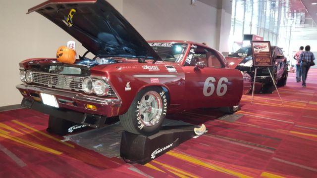 Chevelle SEMA Show Car Pro Track Build MAJOR PRICE REDUCTION - The car pro show price