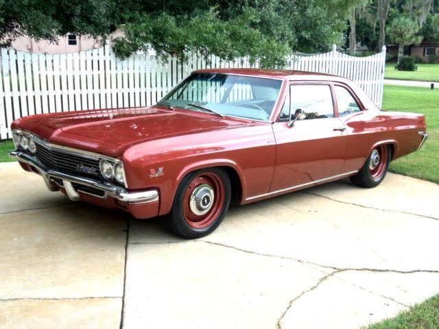 1966 Chevrolet Biscayne Impala Bel Air 454 427 Roller