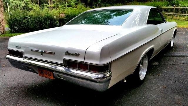 1966 CHEVROLET IMPALA 396 Numbers Matching Southwest Car 66 Impala