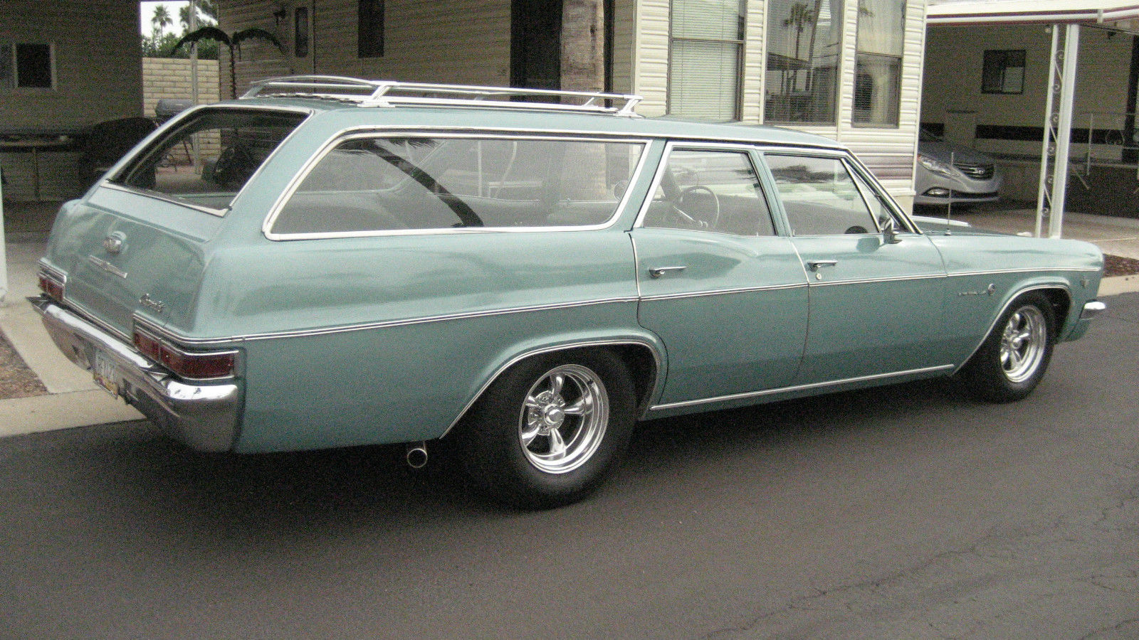 1966 chevrolet impala station wagon for sale in mesa arizona united states. Black Bedroom Furniture Sets. Home Design Ideas