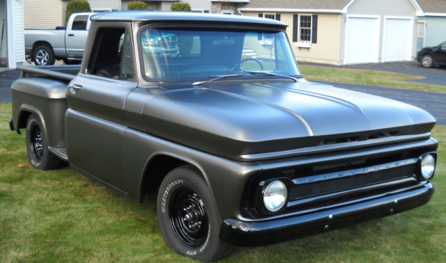 1966 Chevy C10 pickup Custom for sale in Gilford, New ...